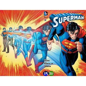 Superman Novos 52 Panini - Pacote Com 51 Revistas