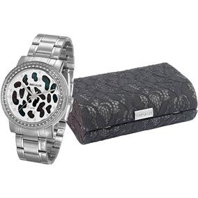 385375fc736 Relógio Feminino Seculus Analógico Fashion 23336lpstra2 - Relógios ...