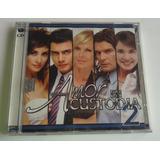Amor En Custodia Vol 2 Cd/ Dvd Musica De La Telenovela