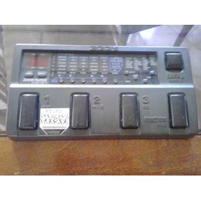 Pedalera Multiefectos Zoom Player 2100