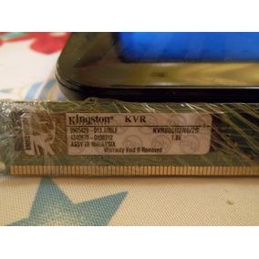 Memoria Ram Kvr800d2na6/2g Kingston