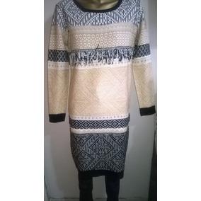 Vestido Largo Lana Bremer - Ropa y Accesorios en Mercado Libre Argentina 54bf7c285679