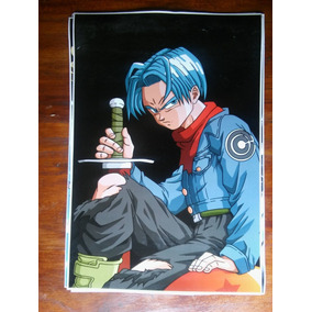 Lote De Posters Anime