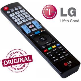 Controle 100% Original Lg Akb73756504 Serve P/ Akb73756510