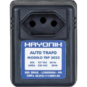 Auto Transformador Parede 127/220vac 30va Trp 3022 Hayonik