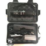 Lanterna Tática Shadowhawk X900 100% Original C/ Case