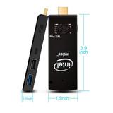 Mini Pc Intel Cherry Trail Stick Para Computadora Windows 10