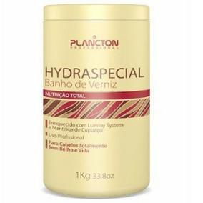 Mascara Hidratação Banho Vernis Liss Plancton 1kg Promoção