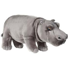 Hipopótamo De Pelúcia Nat Geo