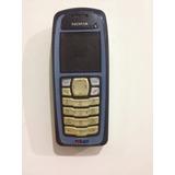 Celular Nokia 3100 - Não É De Chip E Não Funciona