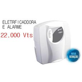 Central De Choque E Alarme 22.000v Genno Shock Premium 2,5j