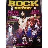 Revista Rock In History-n. 1- Raul Seixas- Raridade +brinde