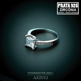 Anel De Compromisso Prata Pura - Anéis com o melhor preço no Mercado ... 5da6df5981