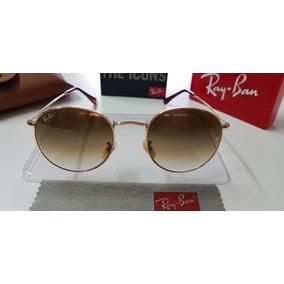 4830ae6618cd4 Óculos Ray Ban 3447 Marrom Degradê De Sol - Óculos no Mercado Livre ...