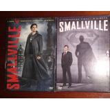Box Original Dvds Da Série Smallville Da 9ª E 10ª Temporadas