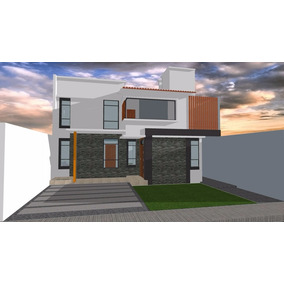 Planos casa habitacion plano casas en mercado libre m xico for Planos arquitectonicos de casa habitacion