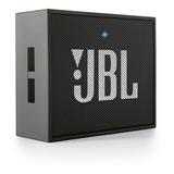 Parlante Portable Jbl Go Bluetooth Negro