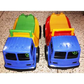 Camion Montabble Para Niños Largo-65 Ancho-30 Alto 39