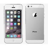 Iphone 5 16 Gb, Blanco Y Negro, Liberado, Garantiazado, Demo