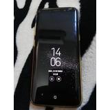 Samsung S8 Edge 4 Gb 64gb Liberado Preg Stock Perm X Iphone