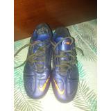 Chuteira Nike Ctr 360, Couro De Canguru Usada N 39