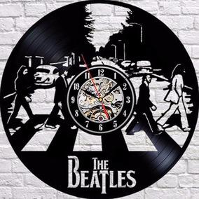 Beatles Abbey Road 2 John Lennon Paul - Relógio De Parede