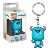 Sulley Monsters Inc Pop Funko Keychain Llavero
