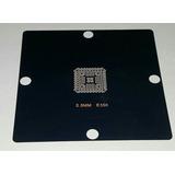 Stencil E350 De 80x80 0.5mm