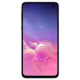 Samsung Galaxy S10e 128gb 6gb 12mp+16mp 10mp - Preto + Nota