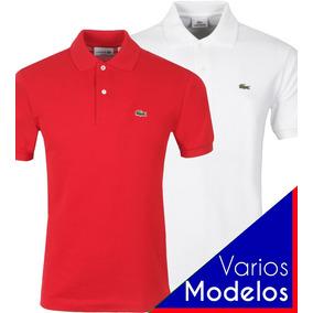 6056d67ea2515 Lote Fechado Com 25 Camisa Polo Lacoste Importada - Calçados, Roupas ...
