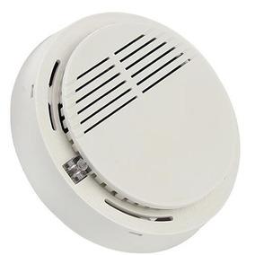 Alarme De Fumaça Sensor Detector Monitor Segurança Incêndio