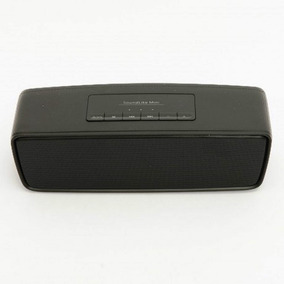 Mini Caixa Som Bluetooth Soudlink Mini S2025 Som Potente