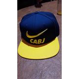 Gorras Planas Nuevos Boca Juniors en Mercado Libre Argentina 560e9d03b3c7