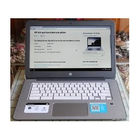 Notebook Ultrabook Hp Chromebook 14-x013dx Tela Led