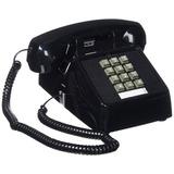 Teléfono Retro Fijo De Escritorio 1 Sola Linea Envió Gratis