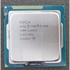 Procesador I5 3era 3450