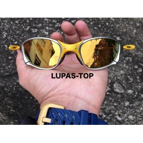 9e7a5a8bc3a42 Oakley Lupa 24k Primeira Linha De Sol - Óculos no Mercado Livre Brasil