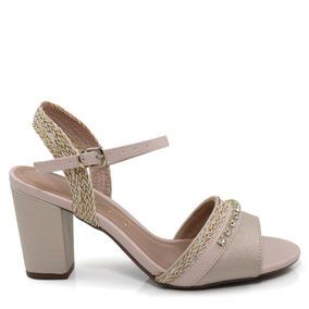 9e777f5b2e Sandalia Mariotta Salto Grosso Camur A - Sapatos no Mercado Livre Brasil