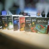 Harry Potter Saga Libros Completa.