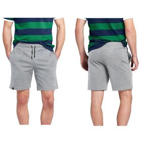 Kit 4 Bermuda Moletom Masculina Academia Shorts Atacado