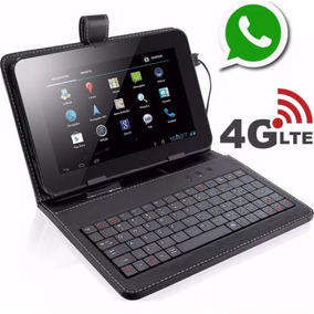 Tablet Hyundai A435g4 Tela 10 Dual Celular 4g + Capa Galaxy