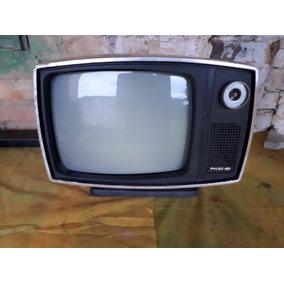 Tv Antiga Philco Ford Para Decoração