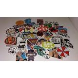 50 Uns. Adesivos Bombs Stickers