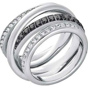 91de322838aed Anel Nirvana Swarovski Original - Anéis com o melhor preço no ...