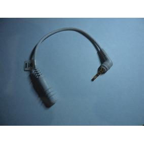 Cable Extencion Macho 2,5 Hembra 3,5 Para Ipod