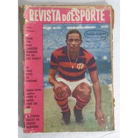 Revista Do Esporte N° 380 Junho 1966