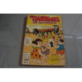 Qg= Os Flintstones Anos Dourados A Tribuna # 7 - Passeio No