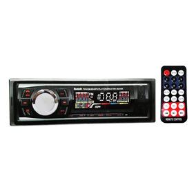 Rádio Automotivo Bluetooth Mp3 Usb Sd Visor Lcd Hw-26249a