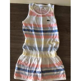 Vestido Polo Lacoste Original - Calçados, Roupas e Bolsas no Mercado ... cde8ea0ea5