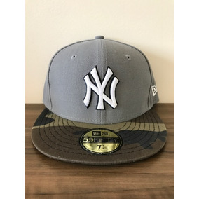 New Era Boné 59fifty New York Yankees Preto branco 7 3 8 - Bonés no ... 6f4e3f82640